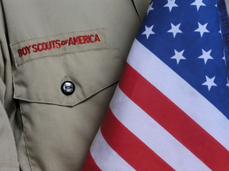 Boy Scouts Decide Homophobia Suits Them, Uphold Gay Ban