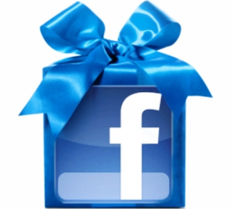 Facebook Introduces Gift Service