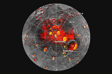 NASA Announces Discovery Of Water On Mercury