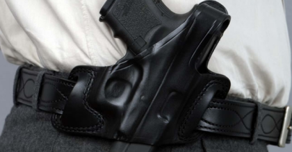Court Decision Ends Illinois' Ban On Carrying Concealed Weapons