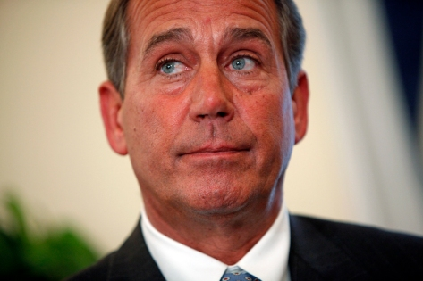John Boehner Fails To Rally Republican House Members Around 'Plan B'